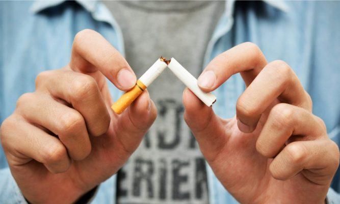 bỏ hút thuốc bằng Viên ngậm cai thuốc lá