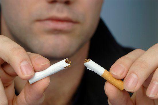 Cai thuốc lá tại nhà