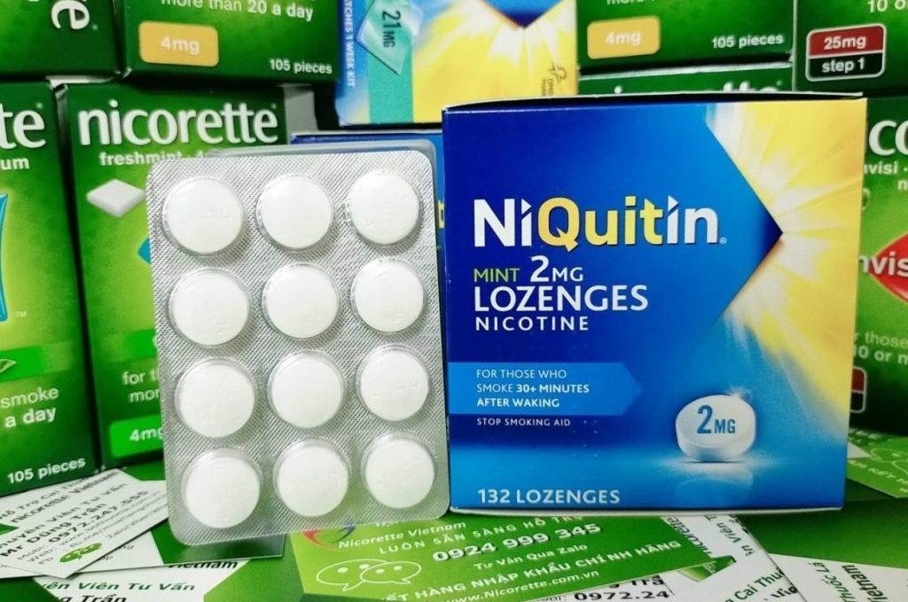 Kẹo ngậm bỏ thuốc lá